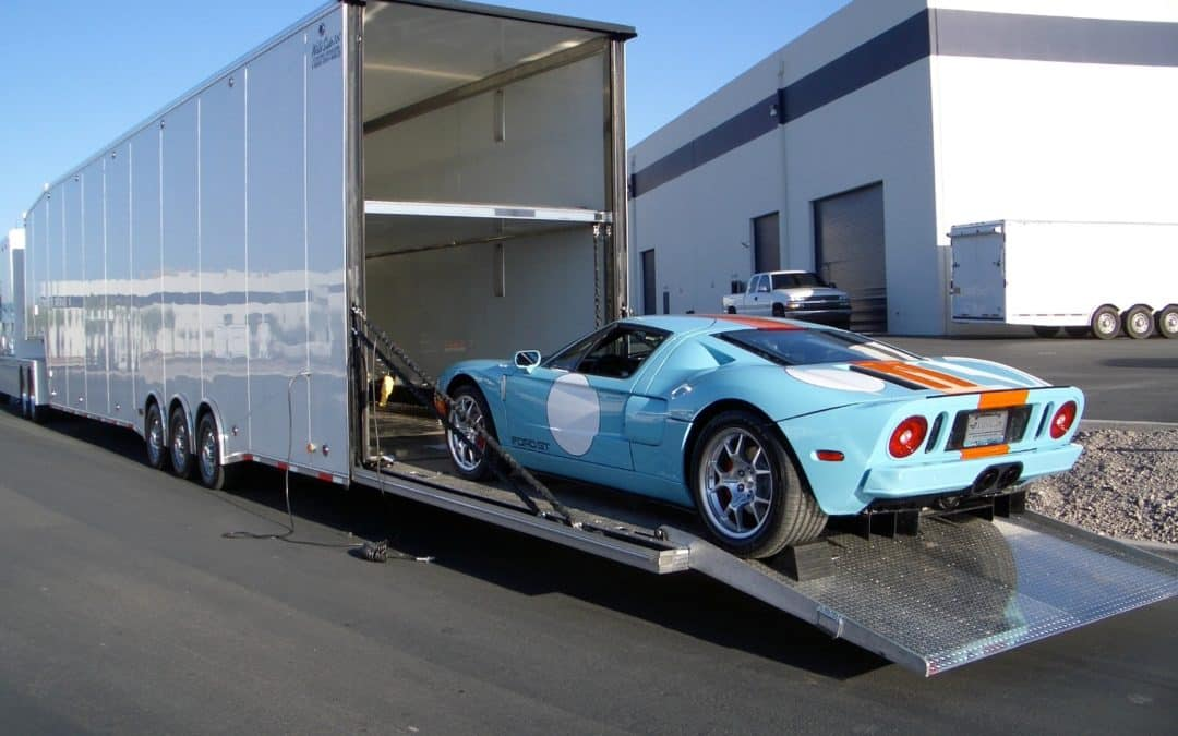 What to Know About Enclosed Auto Transport